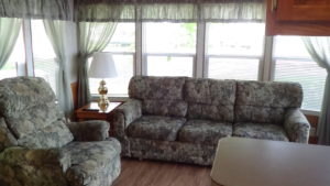 Home 4 park model living room